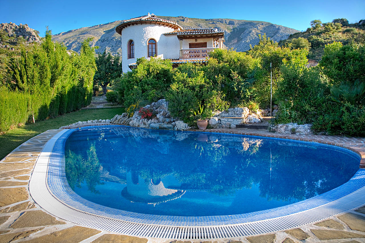 VILLA MARGARITA 4 bedrooms, 8 people - VILLAS - Finca Rocabella