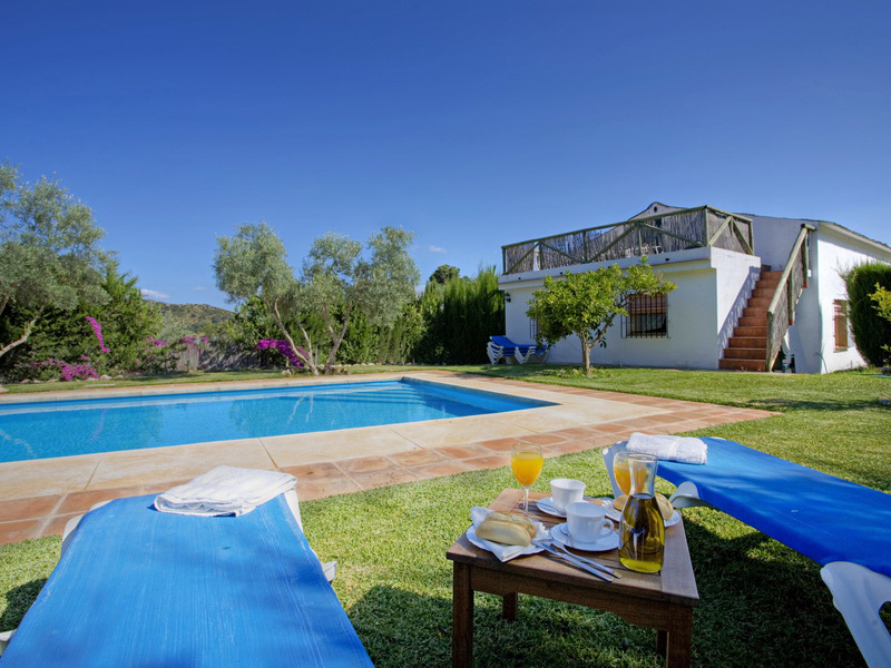 VILLA LA TORRE  2 bedrooms, 4 people - VILLAS - Finca Rocabella